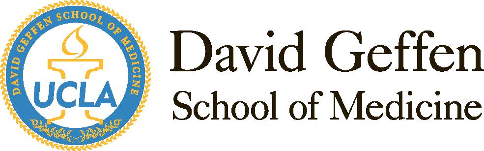 David Geffen School of Medicine Logo